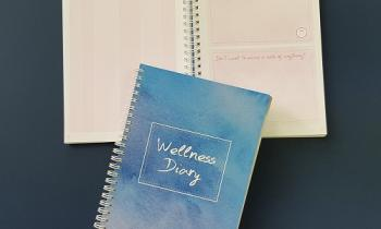 Wellness Diary (Purchased outside the UK)