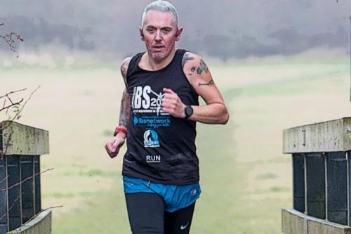 20 half marathons in 20 months for IBS charity runner