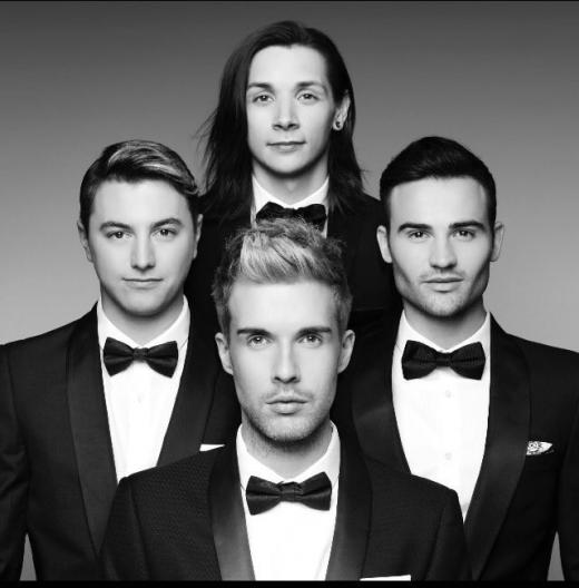 Collabro competition winners announced