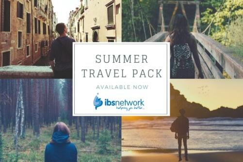 New Summer Travel packs available now