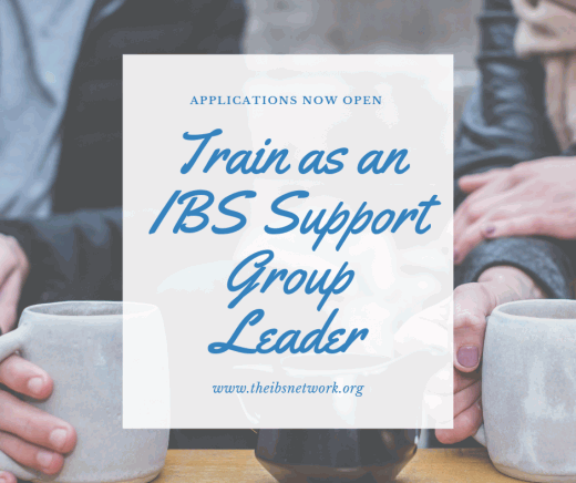 Train as an IBS support group leader